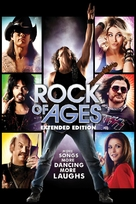 Rock of Ages - DVD movie cover (xs thumbnail)