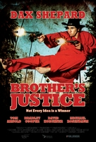 Brother's Justice - Movie Poster (xs thumbnail)