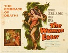 Womaneater - Movie Poster (xs thumbnail)