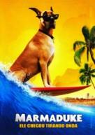 Marmaduke - Brazilian DVD movie cover (xs thumbnail)
