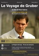 Calatoria lui Gruber - French Movie Poster (xs thumbnail)