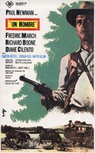 Hombre - Spanish Movie Poster (xs thumbnail)