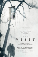 The Visit - Dutch Movie Poster (xs thumbnail)