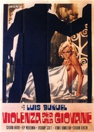 The Young One - Italian Movie Poster (xs thumbnail)