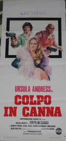 Colpo in canna - Italian Movie Poster (xs thumbnail)
