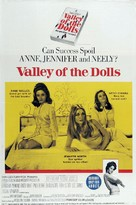 Valley of the Dolls - Australian Movie Poster (xs thumbnail)
