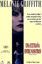 A Stranger Among Us - Spanish Movie Poster (xs thumbnail)