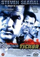 Ticker - Danish DVD movie cover (xs thumbnail)