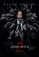 John Wick: Chapter Two - Polish Movie Poster (xs thumbnail)