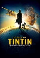 The Adventures of Tintin: The Secret of the Unicorn - Norwegian Movie Poster (xs thumbnail)