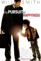 The Pursuit of Happyness - Movie Poster (xs thumbnail)