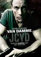 J.C.V.D. - Danish Movie Poster (xs thumbnail)