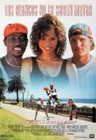 White Men Can't Jump - Spanish Movie Poster (xs thumbnail)