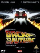 Back to the Future Part III - British DVD cover (xs thumbnail)