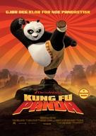 Kung Fu Panda - Norwegian Movie Poster (xs thumbnail)