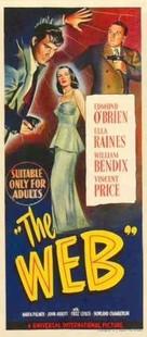 The Web - Australian Movie Poster (xs thumbnail)
