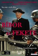 The Scarlet and the Black - Hungarian Movie Cover (xs thumbnail)
