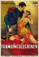 Beau Ideal - Swedish Movie Poster (xs thumbnail)