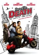 """""""Bored to Death"""" - DVD movie cover (xs thumbnail)"""