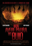 Don't Be Afraid of the Dark - Italian Movie Poster (xs thumbnail)
