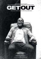 Get Out - Finnish Movie Poster (xs thumbnail)