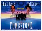 Tombstone - British Movie Poster (xs thumbnail)
