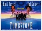 Tombstone - British Movie Poster (xs thumbnail)
