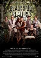 Beautiful Creatures - Dutch Movie Poster (xs thumbnail)