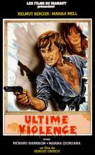 Belva col mitra, La - French Movie Poster (xs thumbnail)