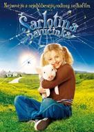 Charlotte's Web - Czech DVD cover (xs thumbnail)