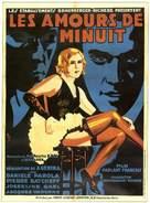 Les amours de minuit - French Movie Poster (xs thumbnail)