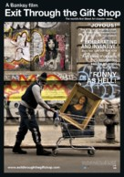 Exit Through the Gift Shop - Dutch Movie Poster (xs thumbnail)