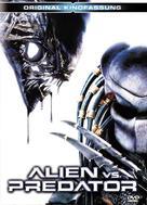 AVP: Alien Vs. Predator - German Movie Cover (xs thumbnail)