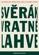 Vratnè lahve - Czech DVD cover (xs thumbnail)