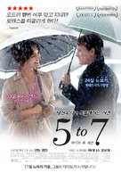 5 to 7 - South Korean Movie Poster (xs thumbnail)