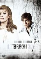 Diaboliquement vôtre - German Movie Cover (xs thumbnail)
