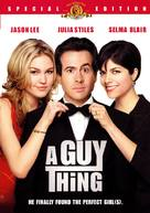 A Guy Thing - DVD cover (xs thumbnail)