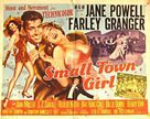 Small Town Girl - Movie Poster (xs thumbnail)