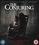 The Conjuring - British Movie Cover (xs thumbnail)