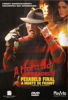 Freddy's Dead: The Final Nightmare - Brazilian Movie Poster (xs thumbnail)