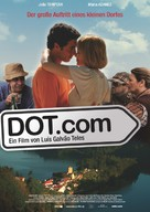 Dot.com - German Movie Poster (xs thumbnail)