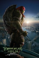Teenage Mutant Ninja Turtles - Mexican Movie Poster (xs thumbnail)