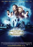 The Imaginarium of Doctor Parnassus - Finnish Movie Poster (xs thumbnail)