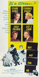 But Not for Me - Movie Poster (xs thumbnail)