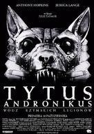 Titus - Polish Movie Poster (xs thumbnail)