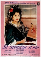 Le carrosse d'or - Italian Movie Poster (xs thumbnail)