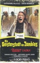 E tu vivrai nel terrore - L'aldilà - Austrian Blu-Ray movie cover (xs thumbnail)