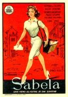 La nonna Sabella - Spanish Movie Poster (xs thumbnail)