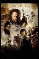 The Lord of the Rings: The Return of the King - DVD cover (xs thumbnail)
