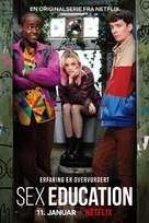"""Sex Education"" - Norwegian Movie Poster (xs thumbnail)"